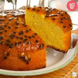 CAKE maracuja