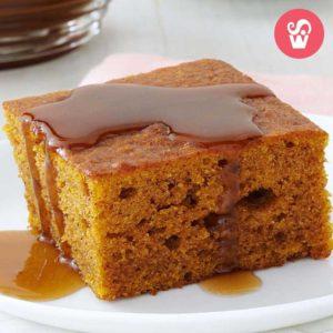 cake caramelo