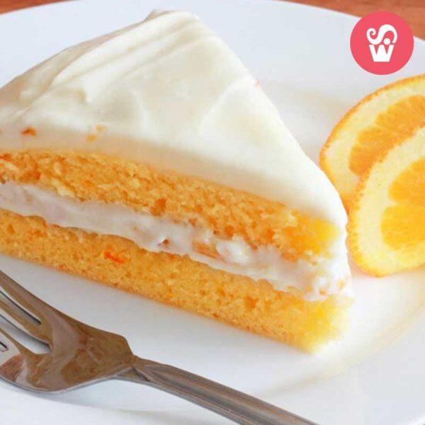 cake laranja